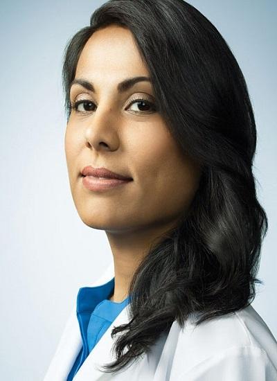 Dr Nahid Bhadelia