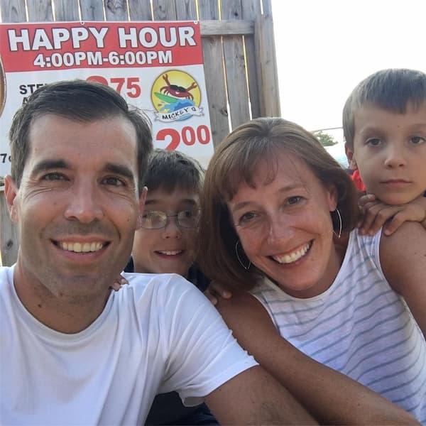 Scott MacFarlane Family