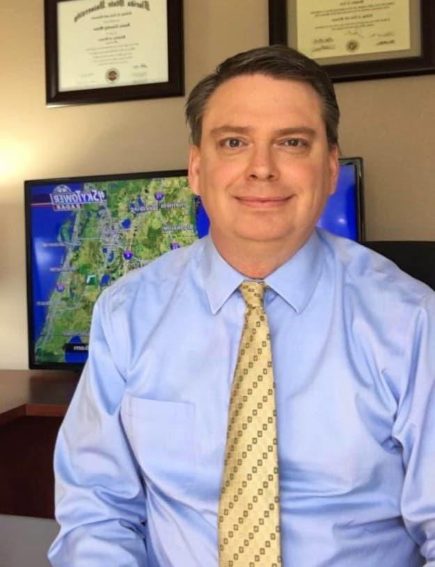 Jim Weber Meteorologist